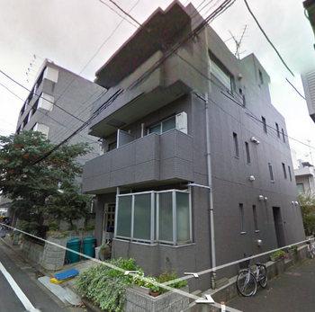荻窪駅から徒歩7分の女性限定1Kマンションの外観
