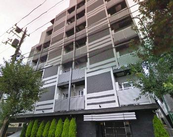 荻窪駅から徒歩11分、ペット可の1K賃貸マンションの外観