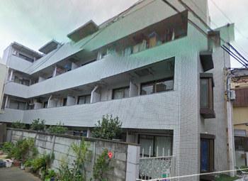荻窪駅から徒歩7分、マンションなのに家賃が安い1Rマンション(礼金なし)の外観