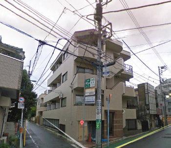 荻窪駅から徒歩9分の1K賃貸マンション(礼金なし)の外観